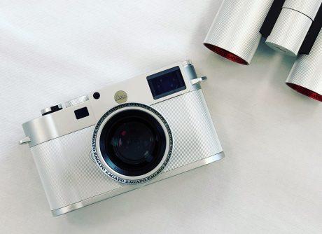 Italiensk bildesign på Leica
