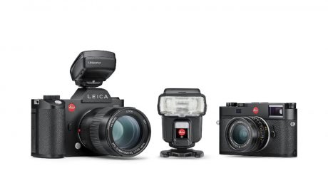 Trådløs Leica-blitz