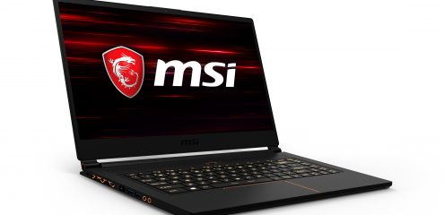 MSi GS65 Stealth Thin 8RE-016NE