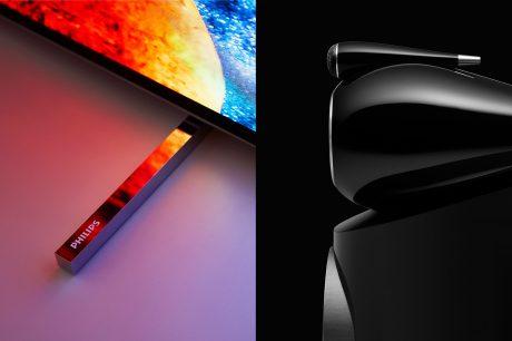 Philips og B&W vil forbedre tv-lyden