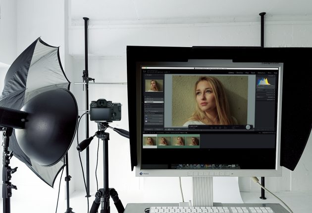 Via HDMI-udgangen kan X-H1 sluttes til en computer for overførsel af billeder. (Foto: Fujifilm)