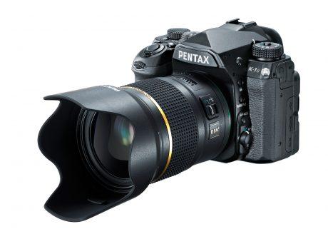 Lysstærk 50 mm til Pentax