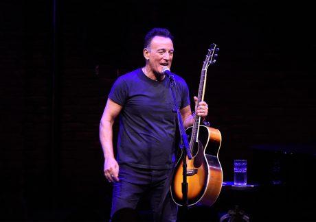 Springsteen tager Broadway til Netflix