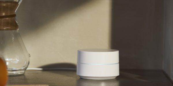 5 MESH-routere