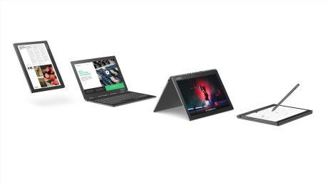 En lavine af Lenovo-laptops