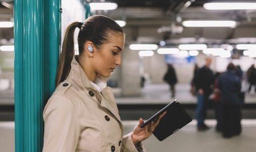 JBL True Wireless-hovedtelefoner