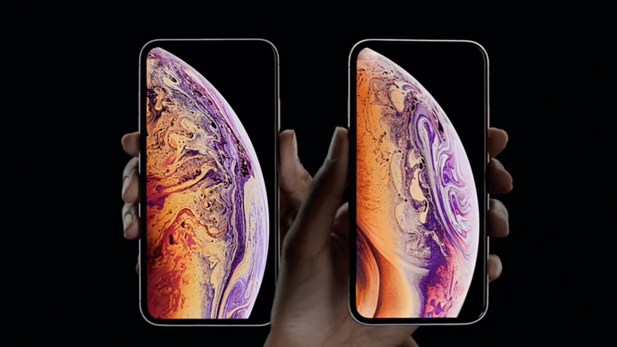 Nye iPhone-modeller og nyt Apple Watch