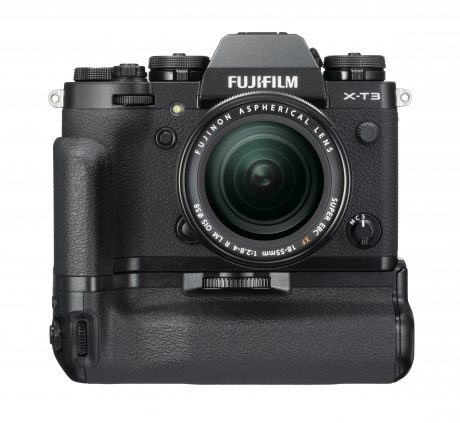 Potent prof-kamera
