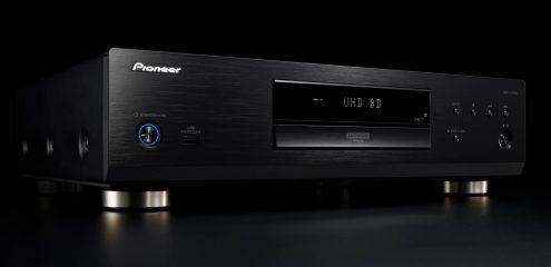 Pioneers første 4K Blu-ray-afspillere oser af kvalitet