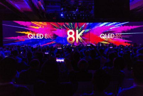 8K-tv fra Samsung: Vi har set lyset!