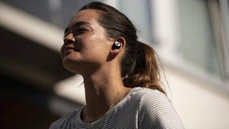 Helt trådløse hørepropper fra Sennheiser