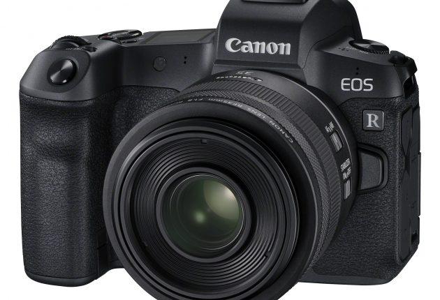 EOS R er den første model i en serie spejlløse full-frame systemkameraer fra Canon.
