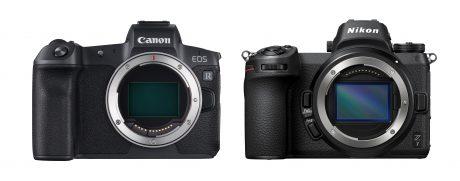 10 ting du må vide om Canon EOS R og Nikon Z7 / Z6