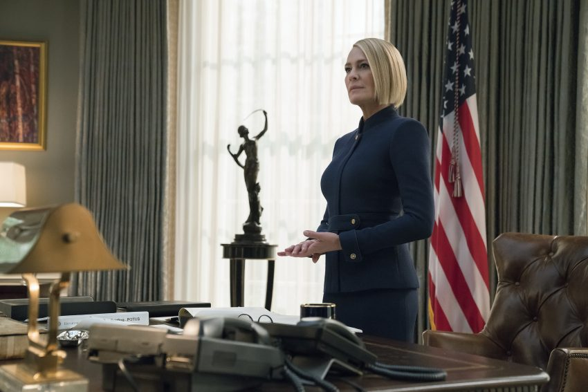 House of Cards, 6. sæson