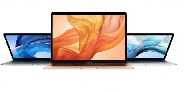 Tyndere og skarpere MacBook Air
