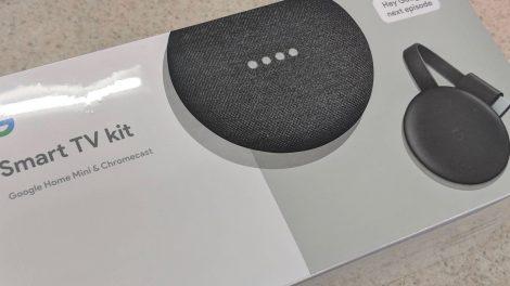 Google Smart TV Kit og ny Chromecast