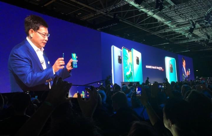 Mobil-overraskelse fra Huawei