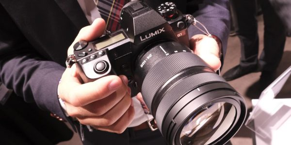 Se Panasonics full-frame-kamera