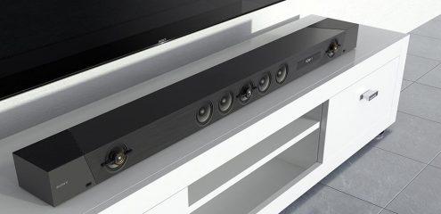 Sony-soundbars får bedre lyd på lydreturkanalen