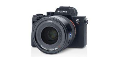 Zeiss 40 mm f/2.0 til Sony-kameraer