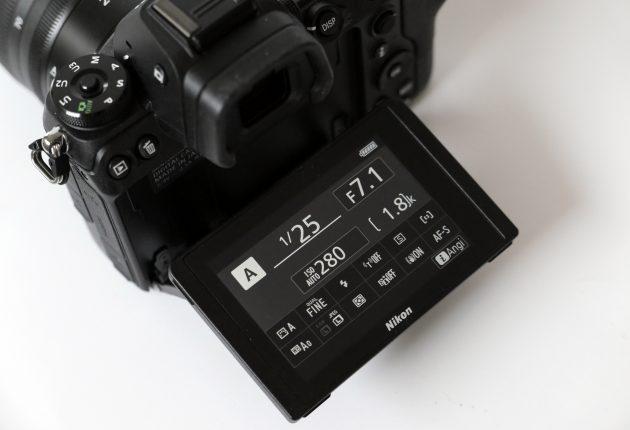 Touch-skærm med omfattende tilpasningsmuligheder.