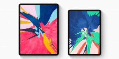 Face ID og større skærm på iPad Pro