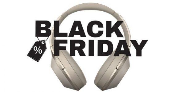 Hovedtelefoner på Black Friday