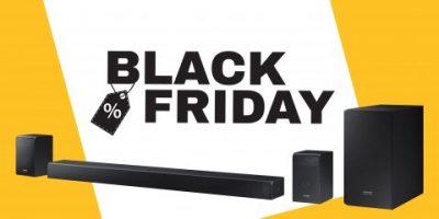 Black Friday-tilbud på soundbars