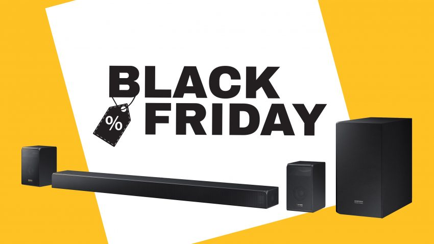 Black Friday-tilbud på soundbars