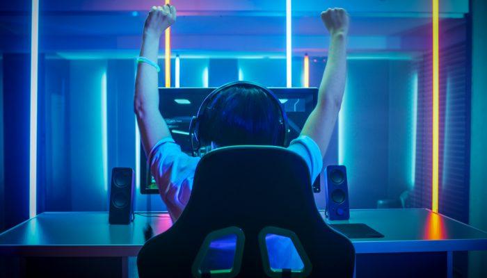 9 gaming-hovedsæt