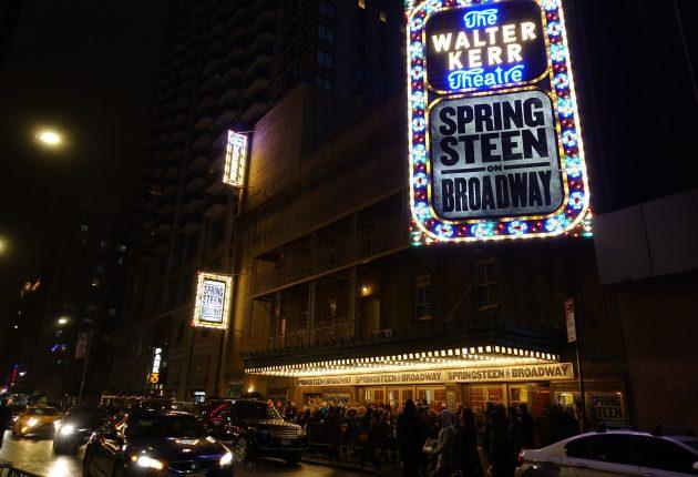 The Walter Kerr Theatre på Broadway. (Foto: Tor Aavatsmark)