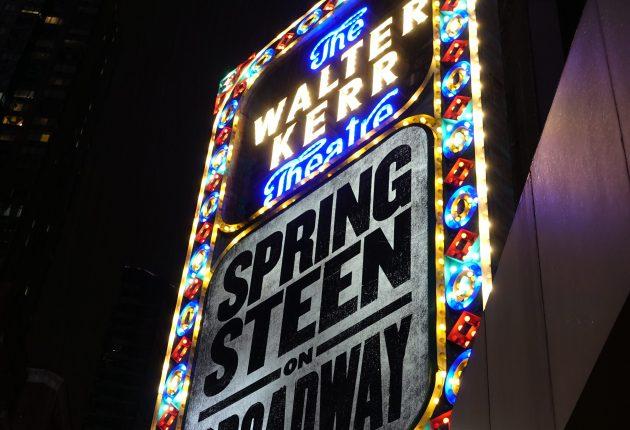 The Walter Kerr Theatre. (Foto: Tor Aavatsmark)