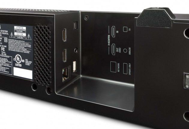 HDMI-indgangen understøtter både 4K Ultra HD og HDR. (Foto: Yamaha)