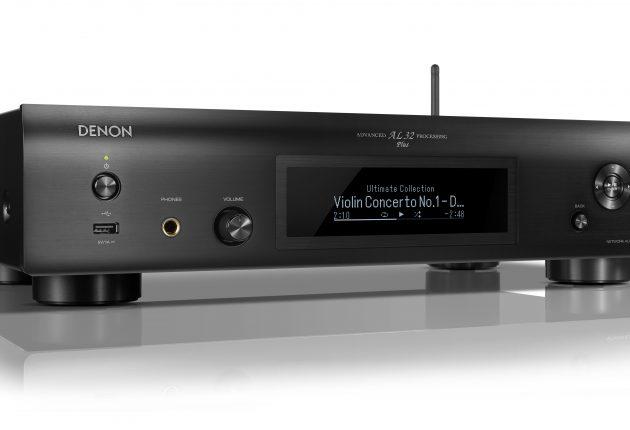 "Denon DNP-800NE er en ""radio"" til det moderne anlæg."