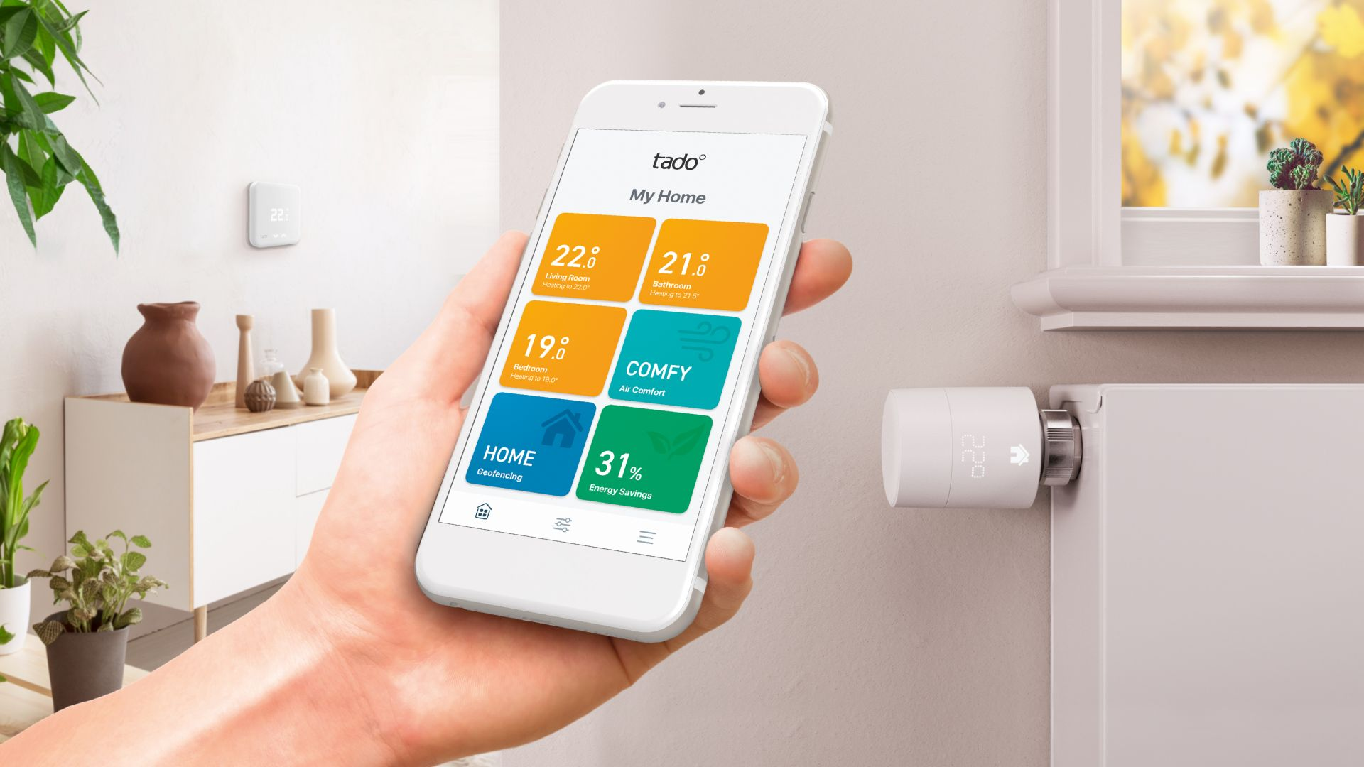 Tado Smart Radiator Thermostat V3+