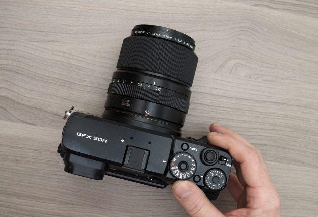 Overskuelighed har altid været en styrke hos Fujifilm. Foto: Lasse Svendsen