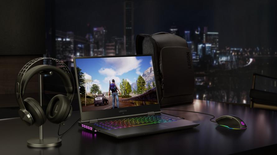 CES 2019: Spilnyheder fra Lenovo