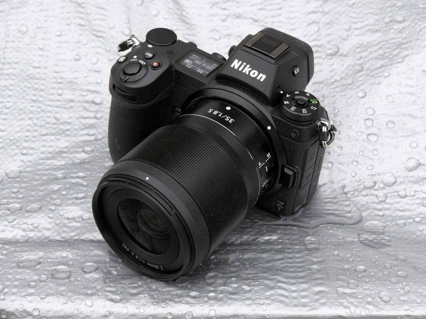 Nikon Nikkor Z 35 mm f/1.8 S