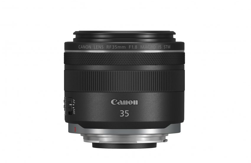 Canon RF 35 mm f/1.8 IS Macro STM