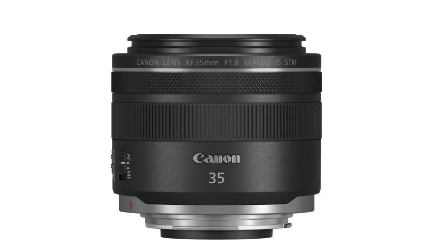 Canon RF 35 mm f/1.8 IS Macro STM