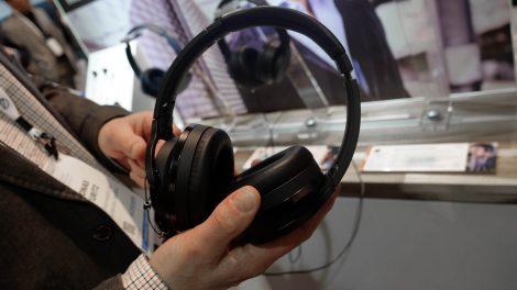 CES 2019: Støjdæmpende topmodel fra Audio-Technica