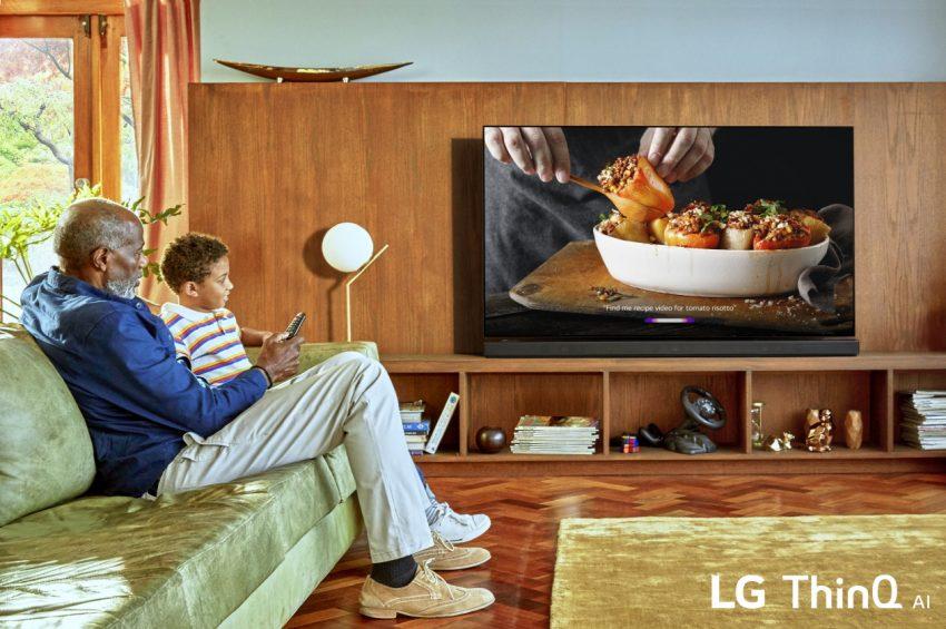 CES 2019: Årets nye OLED-tv'er fra LG