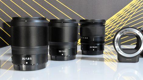 CES 2019: Flere objektiver til Nikon Z