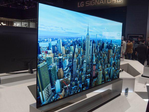 CES 2019: 8K-OLED eller QLED i 2019?