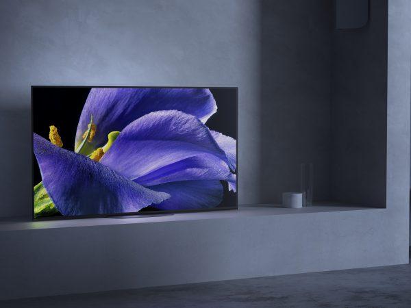 CES 2019: Nye OLED-skærme fra Sony