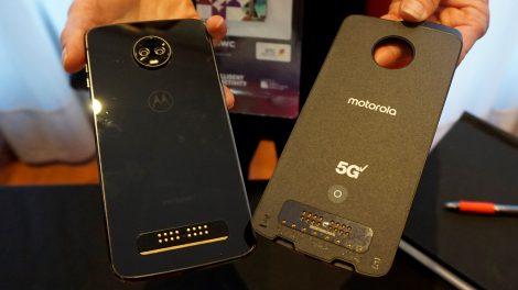 MWC 2019: 5G fra Motorola