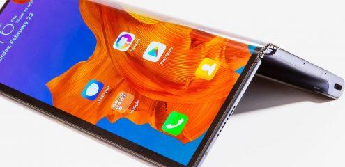 Huawei udskyder foldbar 5G-mobil