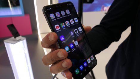 MWC 2019: Ny LG-mobil styres ved at gestikulere med fingrene