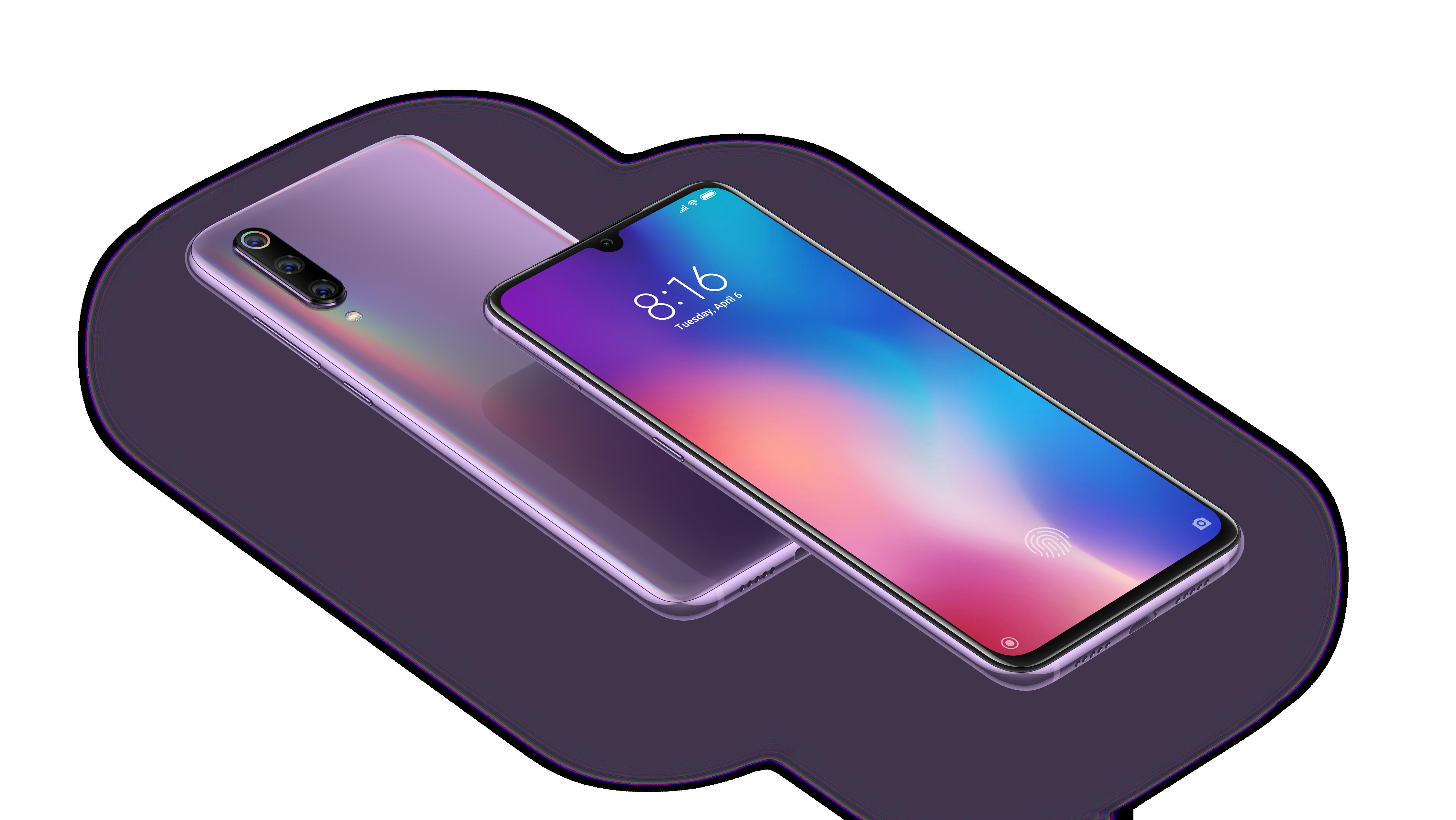 Xiaomi Mi 9. Foto: Xiaomi