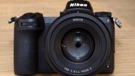 Nikon Nikkor Z 50 mm f/1.8 S